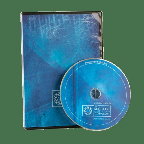 DVD que acompaña el libro del Secreto del Corazón