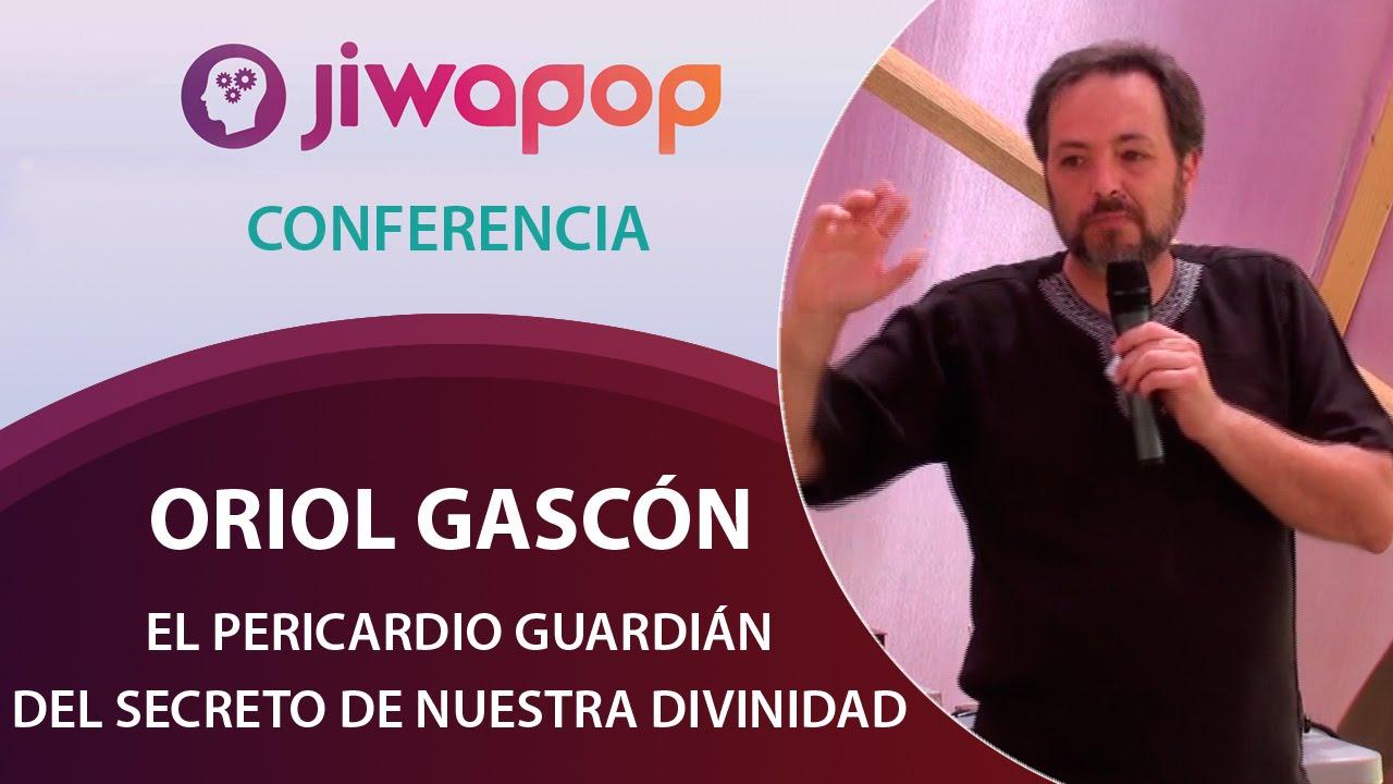 CONFERENCIA DE ORIOL GASCON EN JIWAPOP (BARCELONA, 2014)